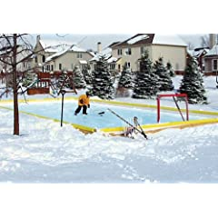 Backyard Ice Rink Accessories - 4