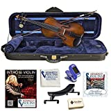 Bunnel Premier Student Violin Outfit by Kennedy Violins (1/8) (Tamaño: 1/8)