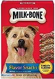 Milk-Bone Flavor Snacks Dog Treats for Small/Medium Dogs, 24-Ounce
