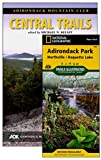 img - for Central Trails Map Pack book / textbook / text book