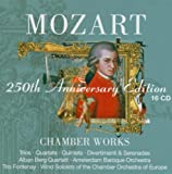Mozart: 250th Anniversary Edition, Chamber Works