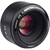 Yongnuo Objectif YN 50 mm f/1.8 pour Canon EF + diffuseur Softbox