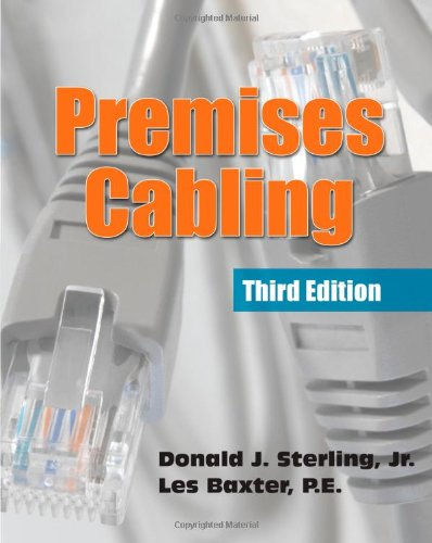 Premises Cabling - Cengage Learning - DE-1401898203 - ISBN: 1401898203 - ISBN-13: 9781401898205