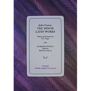 Gower's Minor Latin Works