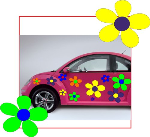 75-retro-hippie-flowers-stickers-sun-flower-car-stickers-set-with-75-psc-60-colors-available