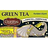 Celestial Seasonings Antioxidant Green Tea, 20 Count (Pack of 6)