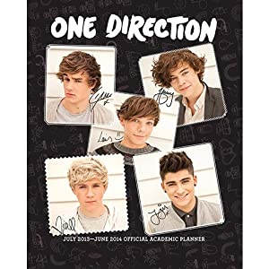 [2014 Calendar] One Direction 2014 Large Planner Planner Calendar from BrownTrout Publishers