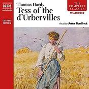 Tess of the d'Urbervilles (Naxos) | [Thomas Hardy]