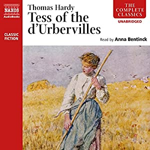 Tess of the d'Urbervilles (Naxos) Audiobook