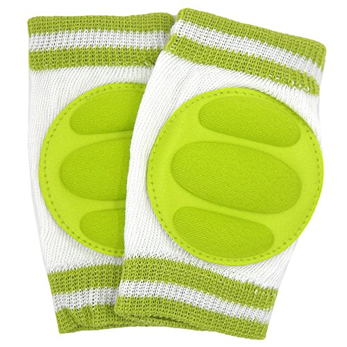 New Baby Crawling Child Knee Pad Toddler Elbow Pads 804068 Green