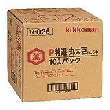キッコーマン P特選丸大豆しょうゆ 10L