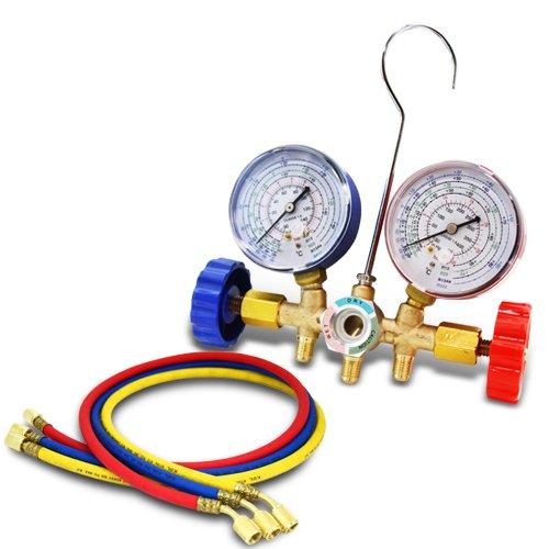 XtremepowerUS R12 R22 R134A R502 A/C Air Conditioning