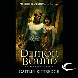Demon Bound Audiobook