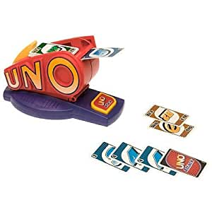 Mattel Uno Attack Electronic Game with Bonus Cards