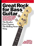echange, troc Eric Clapton, Phil Collins, The Rolling Stones, Sting The Beatles - Great Rock For Bass Guitar
