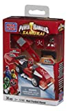 Mega Bloks Power Rangers Red Pocket Racer