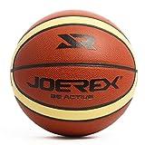 JOEREX PVC バスケットボール インドア&アウトドア用 7号球 JBA6222