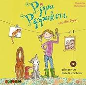 Pippa Pepperkorn und die Tiere (Pippa Pepperkorn 2) | Charlotte Habersack