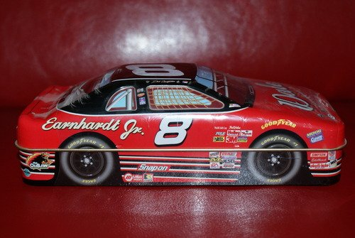 Dale Earnhardt Jr. Collectible Tin