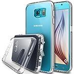 Galaxy S6 Funda - Ringke FUSION ***To...
