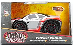 Mad machines Power Wings Car