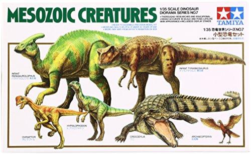Tamiya 60107 1/35 Mesozoic Creatures - 1