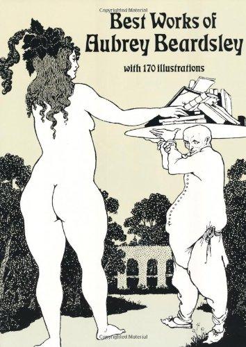 Best Works of Aubrey Beardsley (Dover Pictorial Archive Series)