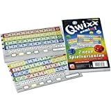 Nürnberger-Spielkarten 4033 - Qwixx Gemixxt - neue Spielvarianten, 2-er Set Blöcke