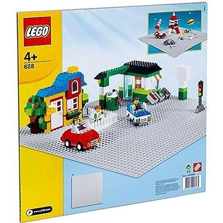 Lego - Construction - Plaque de base grise (38 x 38 cm)
