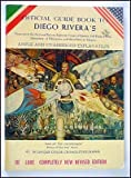 img - for 1966 Official Guide Book to Diego Rivera's Frescoes book / textbook / text book