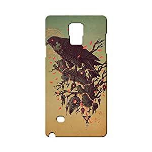 BLUEDIO Designer Printed Back case cover for Samsung Galaxy S6 Edge - G2305