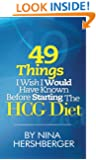 48 Things I Wish I Would Have Known Before Starting the HCG Diet