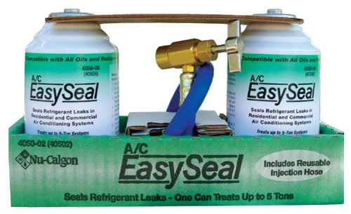 Refrigerant Leak Kit, 1-1/2 To 5 Tons