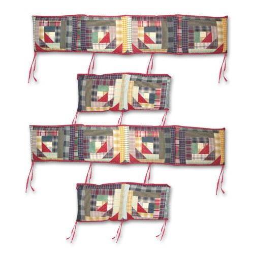 Baby Bumper Pad Pattern front-498781
