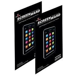Galaxy Beam i8530 Screen protector, Scratch Guard, Screenward (Pack of 2) Clear Screen Protector Scratch Guard For Samsung Galaxy Beam i8530
