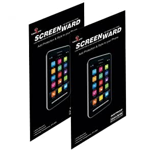 OnePlus One Screen protector, Scratch Guard, Screenward (Pack of 2) Clear Screen Protector Scratch Guard For OnePlus One