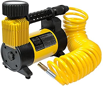 MasterFlow Cyclone Portable 12V Air Compressor
