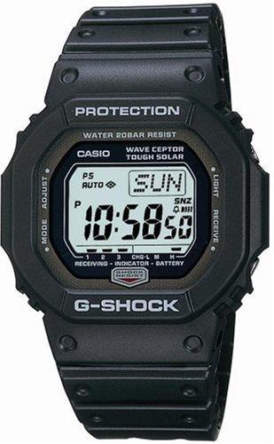 CASIO (カシオ) 腕時計 G-SHOCK The G DIGITAL タフソーラー 電波時計 GW-5600J-1JF