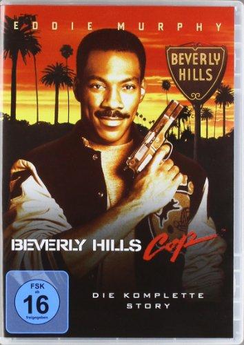 Beverly Hills Cop 1 / Beverly Hills Cop 2 / Beverly Hills Cop 3 [3 DVDs]
