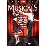 Classic Musicals 50 Movie Pack: Royal Wedding - Second Chorus - Stage Door Canteen - Breakfast in Hollywood - Hi-De-Ho - Rock-Rock-Rock - Till the Clouds Roll By + 43 more! ~ Judy Garland