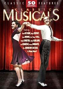 Classic Musicals 50 Movie Pack [Edizione: Germania]