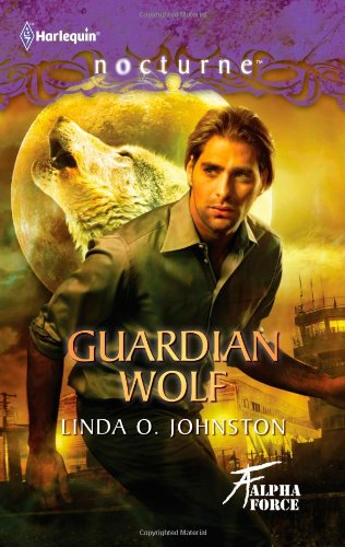 Image of Guardian Wolf