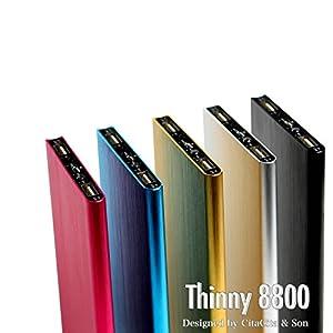 Thinny8800 モバイルバッテリー