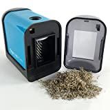 Electric Pencil Sharpener - Battery Operated and Heavy Duty (NO CORD!) - Ideal for No. 2 and Colored Pencils - Small , Compact and Durable - Adult and Kid Friendly - Great for Home , Office or School