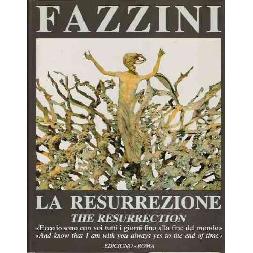 La Resurrezione/ The Resurrection: Pericle FAZZINI: Amazon.com: Books
