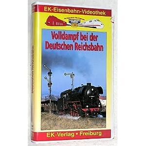 Volldampf bei der Deutschen Reichsbahn – Auf den Gleisen der ehemaligen DDR