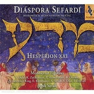 Diáspora Sefardí: Romances & Música Instrumental