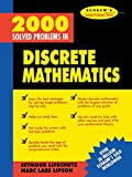 img - for 2000 Solved Problems in Discrete Mathematics book / textbook / text book