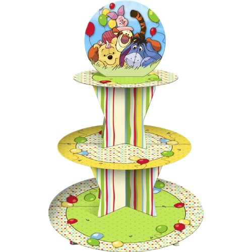 Pooh and Pals Cupcake Tray (1 per package)