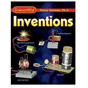 Click to buy Tesla Inventions: ScienceWiz Inventions Experiment Kit and Book 13 Experiments, Inventions from Amazon!